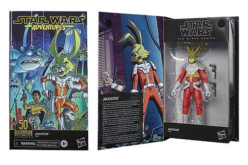 "Star Wars Black Series: Jaxxon (SW Adventures) 6"" Figure"