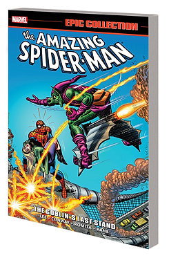 Amazing Spider-Man: The Goblin's Last Stand