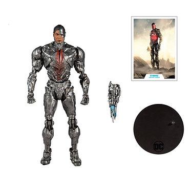 "McFarlane Toys/DC: Cyborg (Justice League Movie) 7"" Figure"
