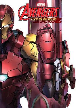 Avengers: Tech-On #1 (of 6)