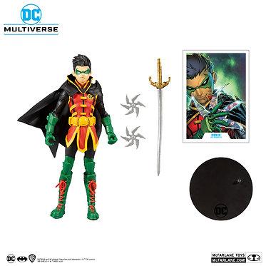 "McFarlane Toys/DC: Robin (Damian Wayne) 7"" Figure"