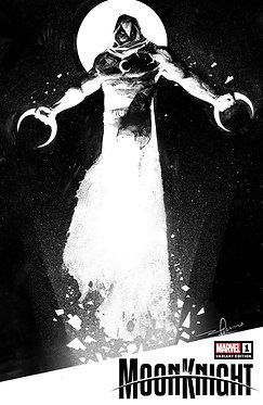 Moon Knight #1 (Zaffino Variant)