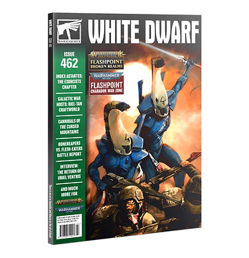 White Dwarf Magazine #462