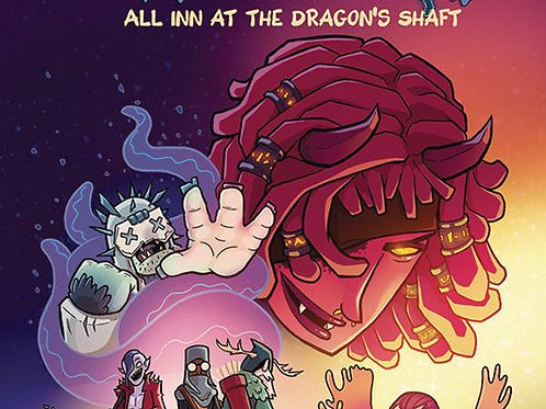 Murder Hobo: All Inn at the Dragon's Shaft #1