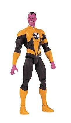DC - Yellow Lantern Sinestro (Essentials) Action Figure