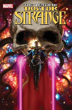The Death of Doctor Strange #1 (of 5)