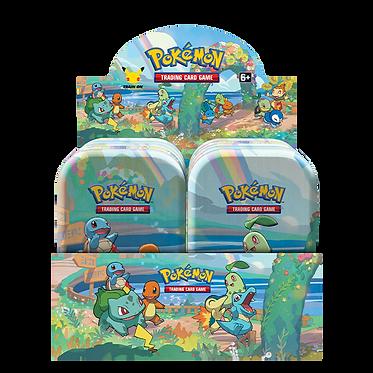 Pokémon TCG: Celebrations Mini Tins