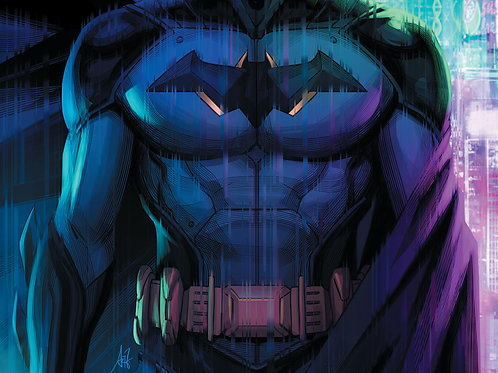 Future State: The Next Batman #3 Cardstock Variant