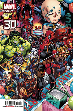 Deadpool Nerdy 30 Special