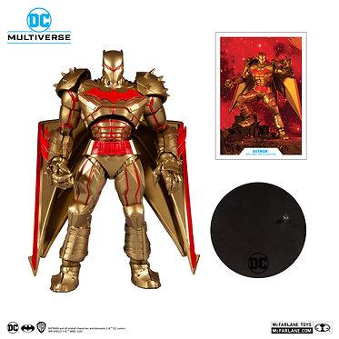 "McFarlane Toys/DC: Batman Hellbat Suit (Gold Edition) 7"" Figure"