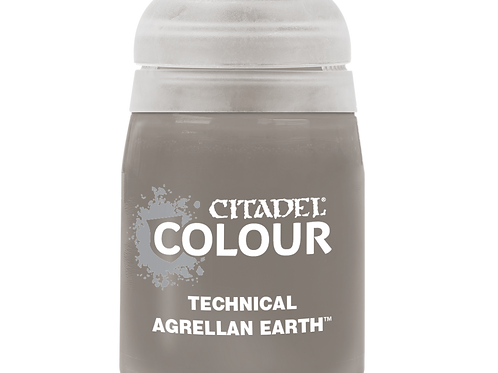 Citadel Technical: Agrellan Earth (27-22)