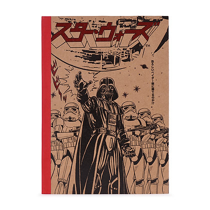 Star Wars (Japanese) A5 Notebook