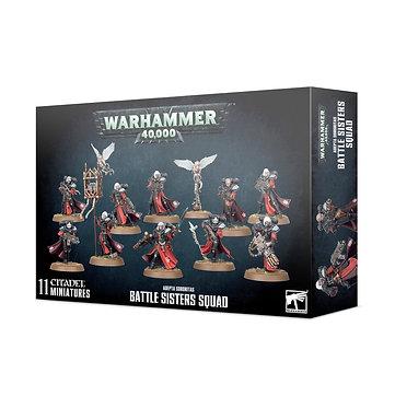 Warhammer 40K: Adepta Sororitas Battle Sisters Squad (52-20)