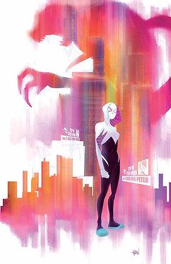 Spider-Gwen 6 Issue Subscription