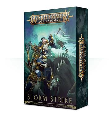 Warhammer Age of Sigmar: Storm Strike Starter Set (80-15-60)