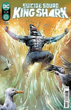 Suicide Squad: King Shark #1