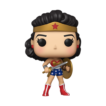 DC: Wonder Woman (80th Anniversary - Golden Age) Pop! Figure