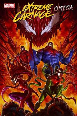 Extreme Carnage Omega #1 One-Shot