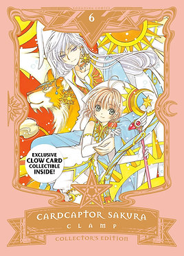 Cardcaptor Sakura: Collector's Edition Vol. 6