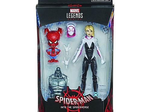 "Marvel Legends: Gwen Stacy (Spider-Verse) 6"" Action Figure"