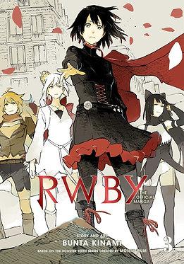 RWBY: The Official Manga Vol. 3