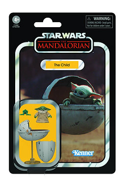 """Star Wars Vintage Collection: The Child (with Crib) 3.75"""" Figure"""