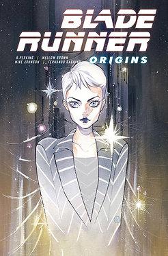 Blade Runner Origins #2 Momoko Cover