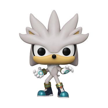 Sonic the Hedgehog: Silver Pop! Figure