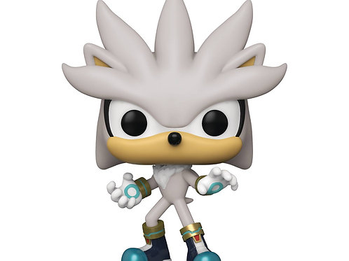 Sonic the Hedgehog: Silver Pop! Figure