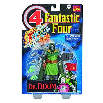 Marvel - Doctor Doom (Vintage Series) Action Figure
