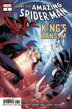 Giant-Size Amazing Spider-Man: King's Ransom #1