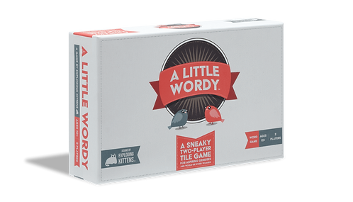 A Little Wordy Word Game