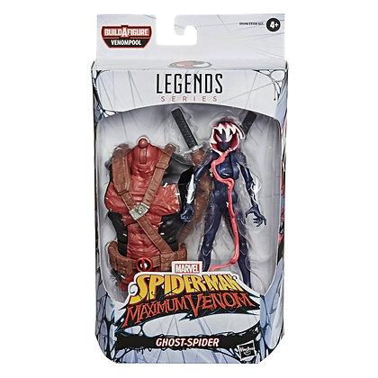 Marvel - Ghost-Spider (Venom Legends) Action Figure