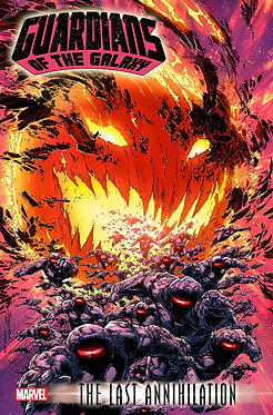 Guardians of the Galaxy #18 (Last Annihilation)