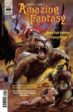 Amazing Fantasy #1