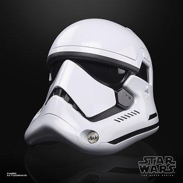 Star Wars Black Series: First Order Stormtrooper Electronic Helmet