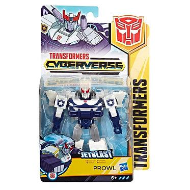 Transformers Cyberverse: Prowl (Warrior Class)