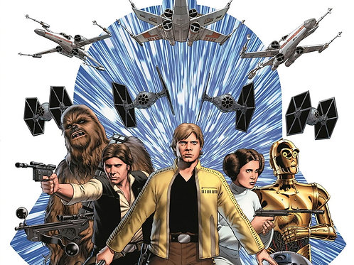 Star Wars 12 Issue Subscription