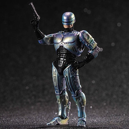 "Robocop 2 Hiya Toys Previews Exclusive 3.75"" Action Figure"