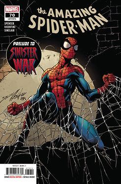 Amazing Spider-Man #70 (Sinister War)
