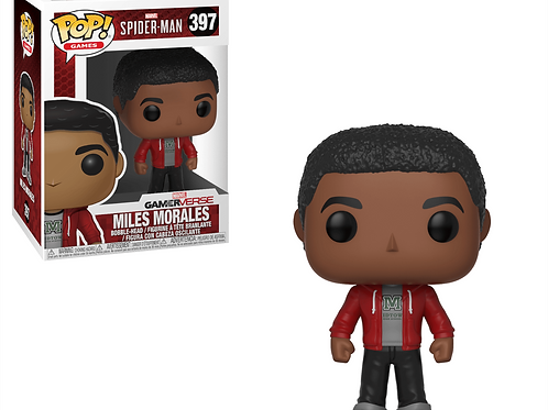 Funko Pop!: Miles Morales (Marvel Gamerverse)