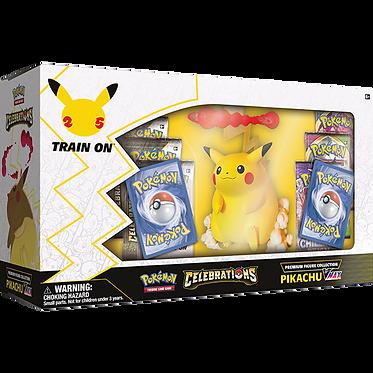 Pokémon TCG: Celebrations Premium Figure Collection - Pikachu VMAX