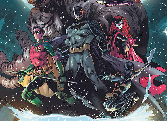 Detective Comics 12 Issue Subscription