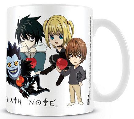 Death Note (Chibis) Mug