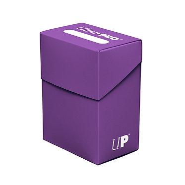 Purple Deck Box (Ultra Pro)