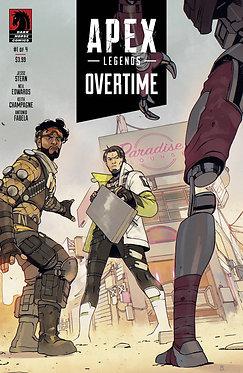 Apex Legends: Overtime #1 (of 4)