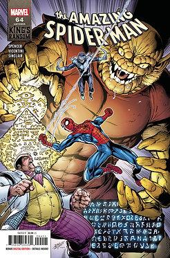 Amazing Spider-Man #64 (LGY #865)