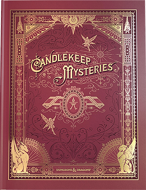 D&D 5th Edition: Candlekeep Mysteries (Alternative Art)