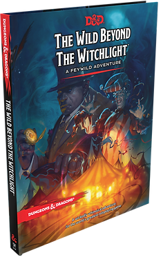 Dungeons & Dragons 5th Edition: The Wild Beyond the Witchlight
