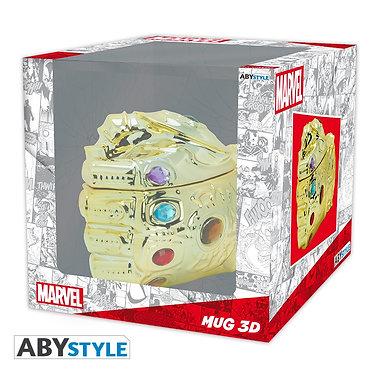 Marvel: Infinity Gauntlet (Thanos) Sculpted Mug